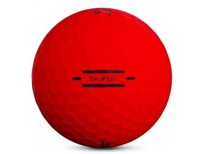 Titleist TruFeel, matná červená