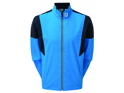 FootJoy HydroLite V2 Rain Jacket, modrá, černá, bílá