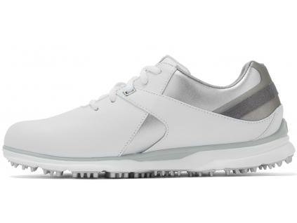 FootJoy Pro SL Ladies, White, Silver, Grey
