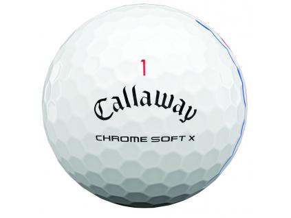 Callaway Chrome Soft X Triple Track