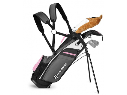 TaylorMade Rory Junior 4 Plus Pink