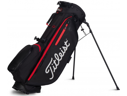 Titleist Players 4 Plus, Black, Black, Red