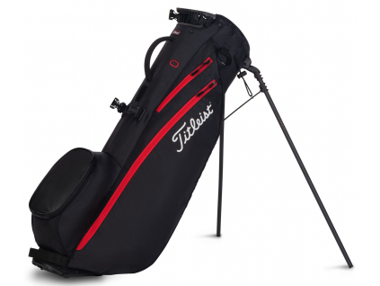 Titleist Players 4 Carbon, Black, Black, Red
