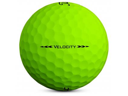 Titleist Velocity 2020, matná zelená