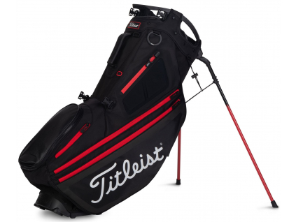Titleist Hybrid 14, Black, Black, Red