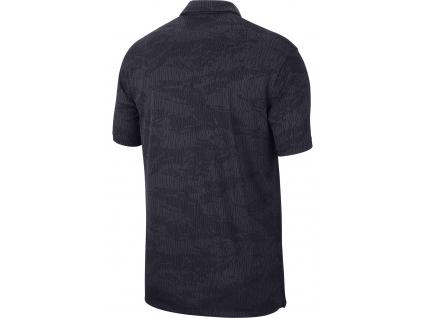 Nike Dry Vapor Polo Camo, Black