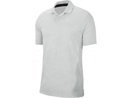 Nike Dry Vapor Polo Camo, Pure Platinum, White