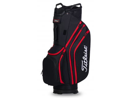 Titleist Lightweight Cart 14, Black, Red