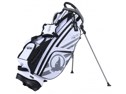 Honma Athletic Stand bag, White
