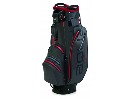 BigMax Aqua Sport 2, Charcoal, Black, Red
