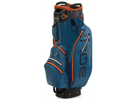 BigMax Aqua Sport 2, Petrol, Black, Orange