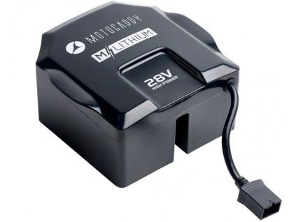 Motocaddy M-Series Standardní Lithiová baterie + nabíječka