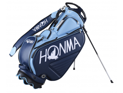 Honma PRO Stand bag, Sax, Navy