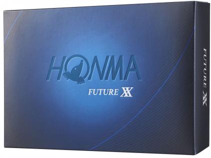 Honma Future XX, bílé  | 3 golfové míčky