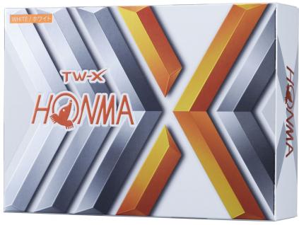 Honma TW-X, bílé  | 3 golfové míčky