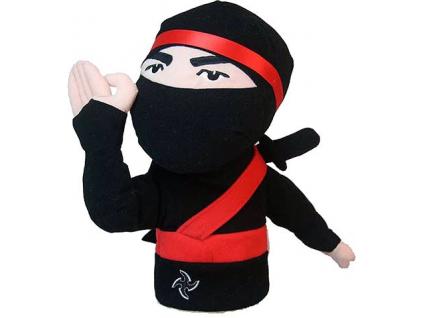 Daphnee Ninja, headcover na driver