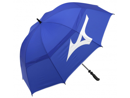 "Mizuno Twin Canopy Umbrella, 68"", Staff Navy"