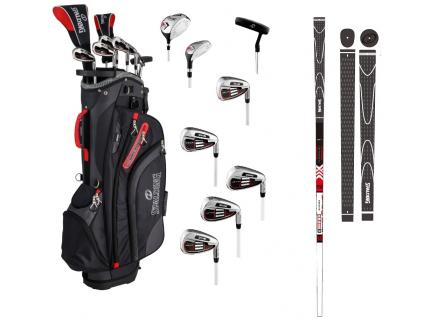 Spalding Executive kompletní golfový set, steel