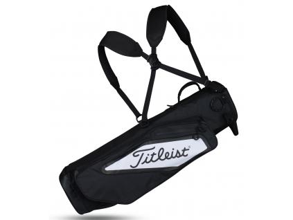 Titleist Premium Carry, Černý, Bílý