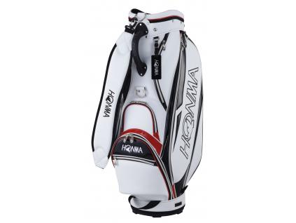 Honma PRO Replica Sports Caddie bag, White