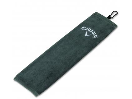 tri fold corp towel gry 2014