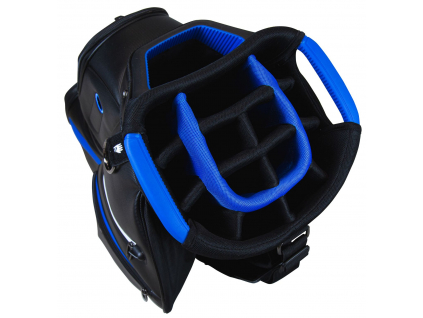 TaylorMade Deluxe, Black, Blue