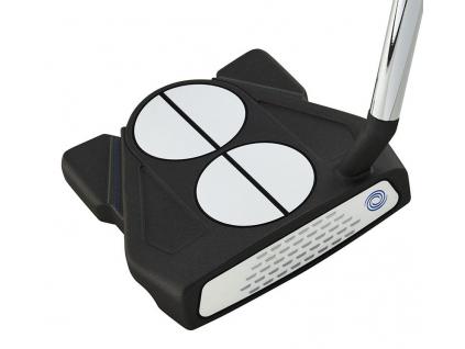 Odyssey 2-Ball Ten Lined S, Oversize grip