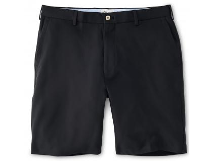 Peter Millar Salem High Drape Short, Black