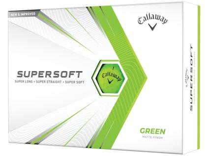 Callaway SuperSoft Matte 21, zelené