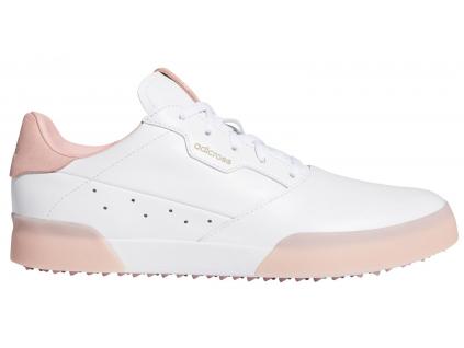 Adidas Adicross Retro, White, Glory Pink