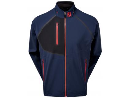 FootJoy HydroTour Jacket, Navy, Black, pro muže