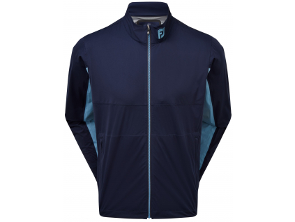 FootJoy HydroKnit Jacket, Navy, Blue, pro muže