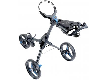 Motocaddy Cube, Modrý, golfový vozík