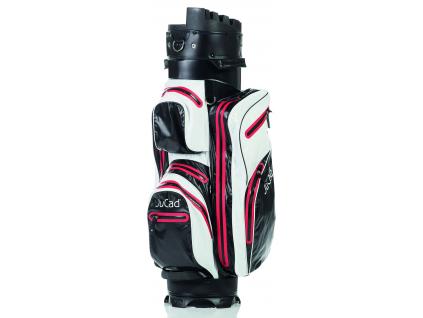 Jucad Manager Dry, Black, White, Red, golfový bag