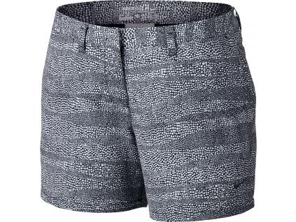 Nike Golf Printed 4,5 Short, Black