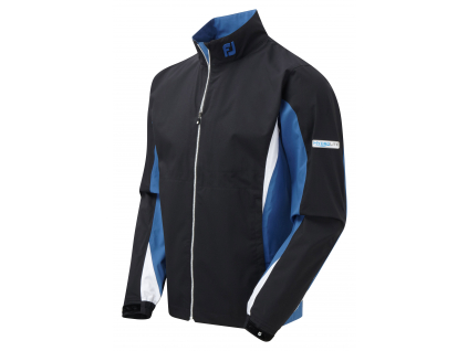 FootJoy Hydrolite Rain Jacket, Black, Cadet Blue, White  nejlehčí bunda do deště s 20.000 vodním sloupcem