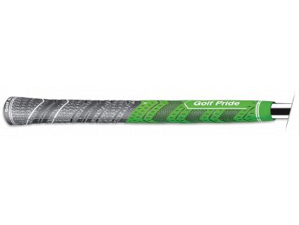 Golf Pride MCC Plus4, Černý, Zelený