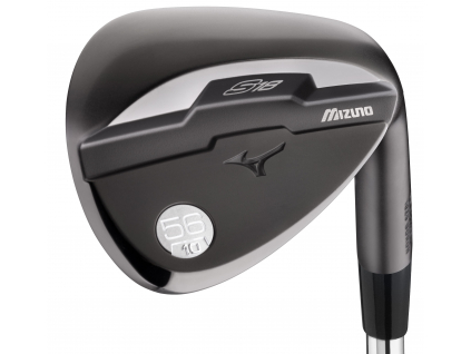 Mizuno S18 Wedge, Black