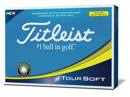 Tour Soft yellow dozen pack FACING LEFT