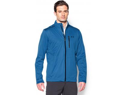 661 under armour armour storm jacket blue