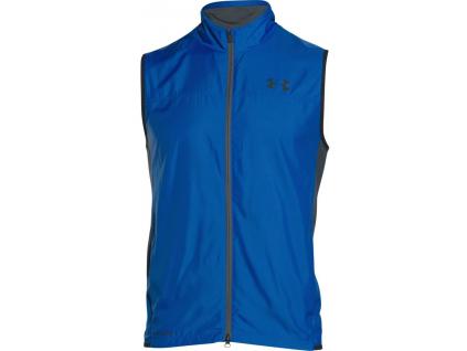 Under Armour Groove Hybrid Vest, Blue, Black