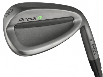 Ping Prodi G Wedge, White, pro juniory