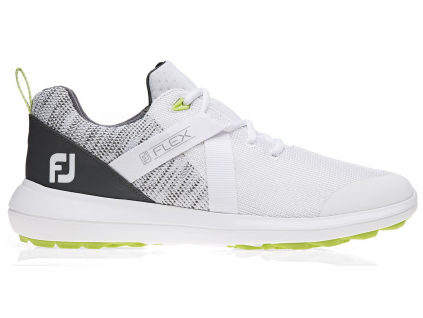 FootJoy Flex SL, White, Grey