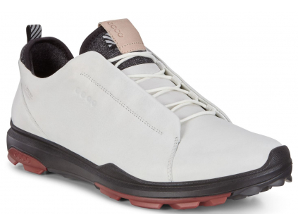 Ecco Biom Hybrid 3, White, Red