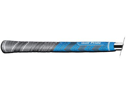 Golf Pride MCC Plus4, Černý, Modrý