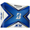 Bridgestone Tour B XS, bílé  | 3 golfové míčky