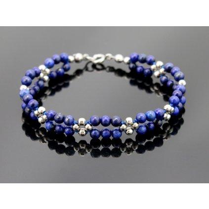 Náramok dámsky Lapis lazuli