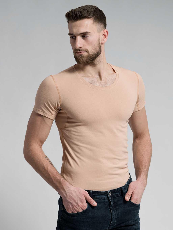 Antibakteriální neviditelné triko pod košili CityZen (Velikost M)