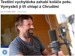 Český rozhlas Radiožurnál Pardubice - Rozhovor s René Němečkem