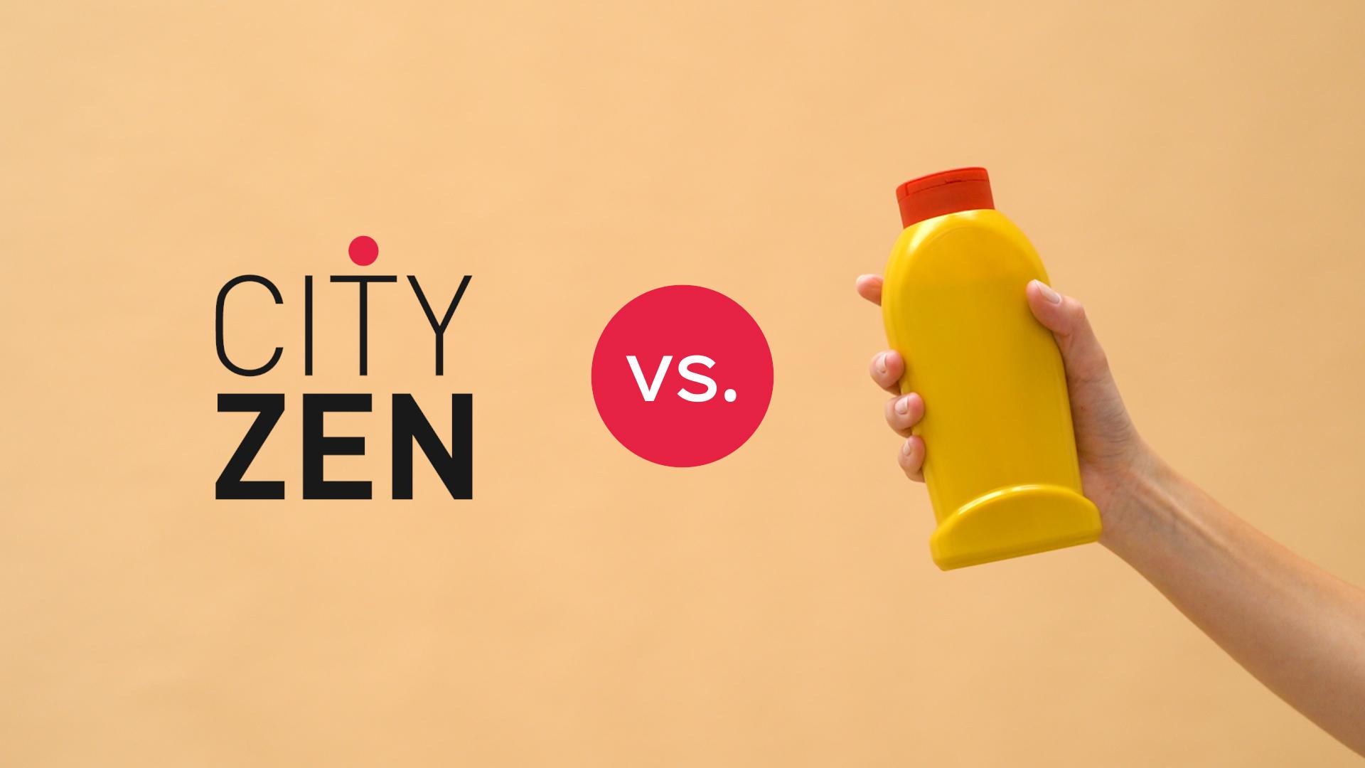 Otestovali jsme: triko CityZen | vs. | energiťák / marmeláda / hořčice